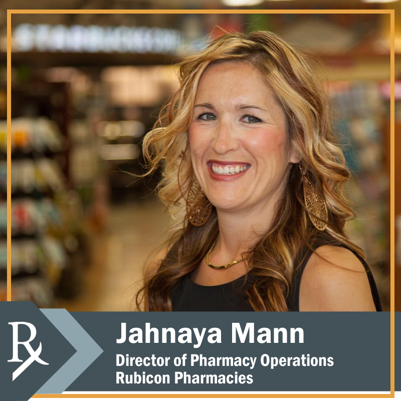 Rubicon Welcomes Jahnaya Mann as Director of Pharmacy Operations