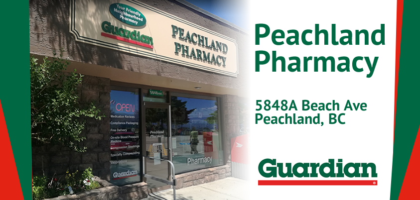 Rubicon Acquires Peachland Pharmacy
